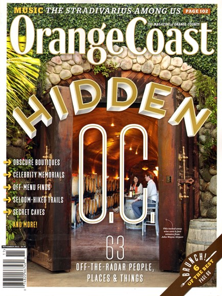 Orange Coast Cover - 11/1/2013