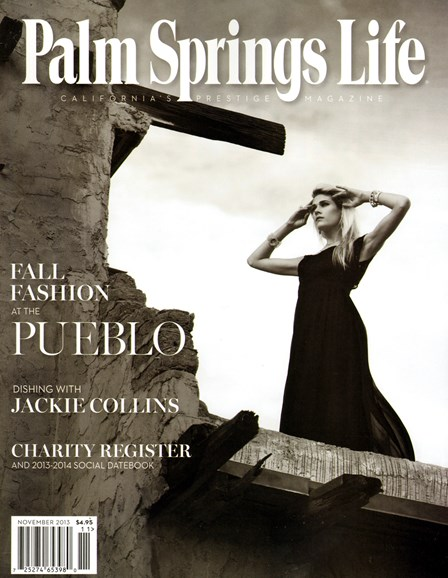 Palm Springs Life Cover - 11/1/2013