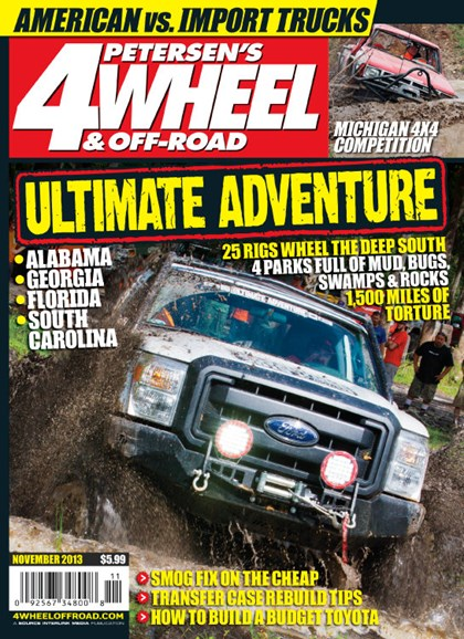 4 Wheel & Off-Road Cover - 11/1/2013