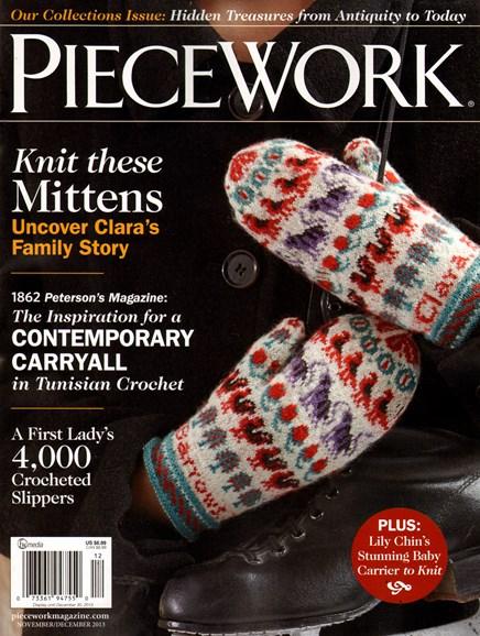 Piecework Cover - 11/1/2013
