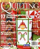 Mccall's Quilting Magazine 11/1/2013