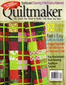 Quiltmaker Magazine 11/1/2013