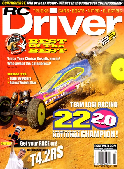 RC Driver Cover - 11/1/2013