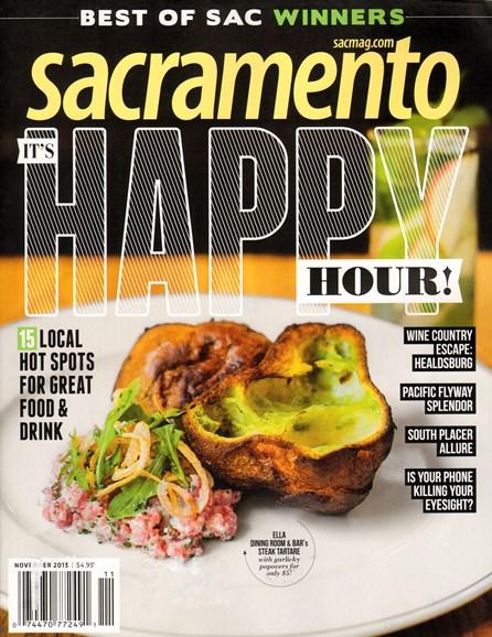 Sacramento Cover - 11/1/2013