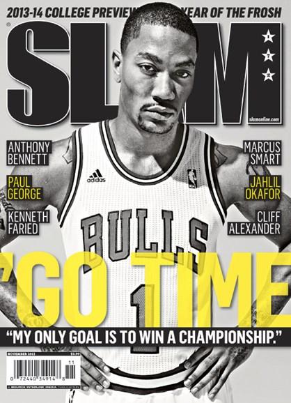 Slam Cover - 11/1/2013