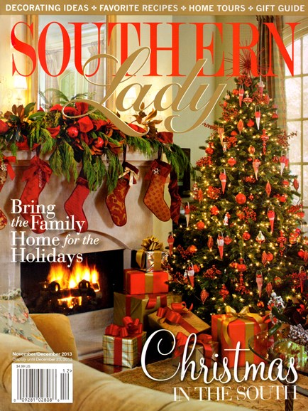 Southern Lady Cover - 11/1/2013