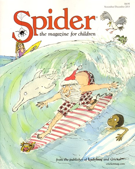Spider Cover - 11/1/2013