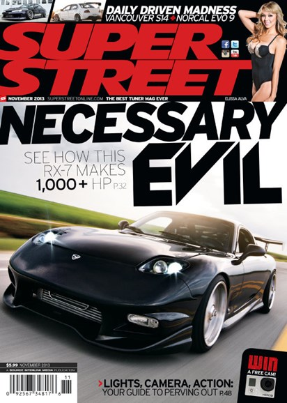 Super Street Cover - 11/1/2013