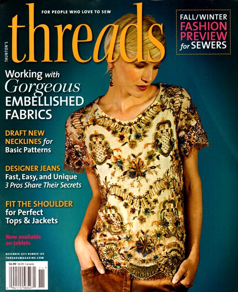 Threads Cover - 11/1/2013