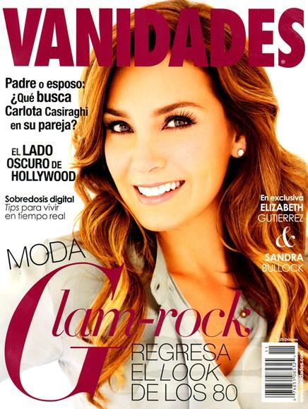 Vanidades Cover - 11/1/2013