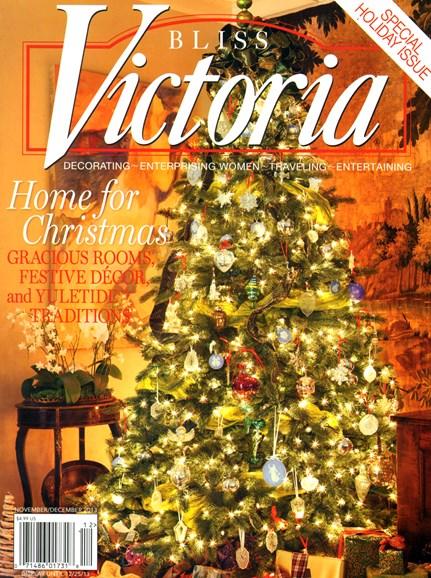 Victoria Cover - 11/1/2013