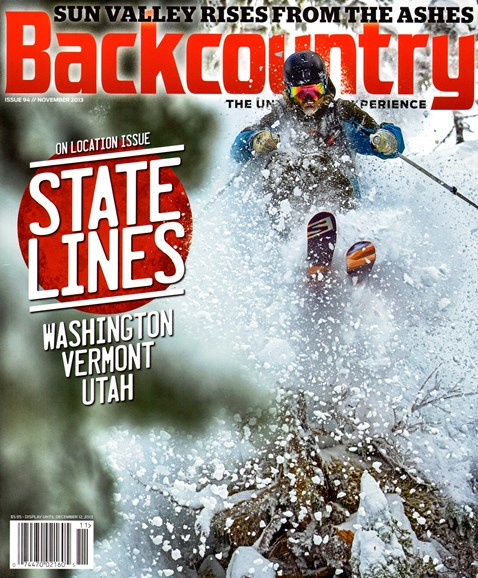 Backcountry Cover - 11/1/2013