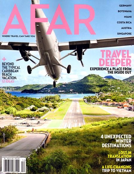 AFAR Cover - 11/1/2013