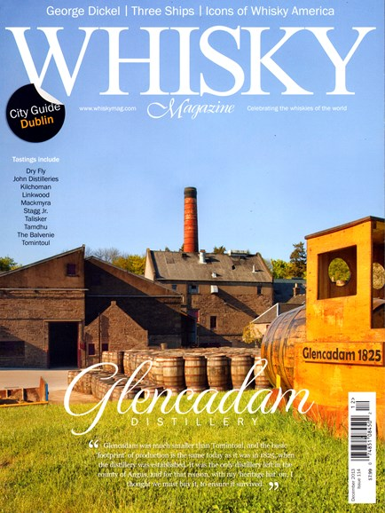 Whisky Cover - 12/1/2013