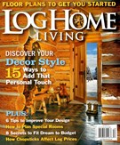 Log Home Living Magazine 12/1/2013
