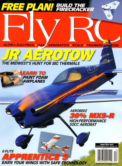 Fly RC Cover - 12/1/2013