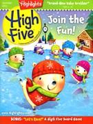High Five Magazine 12/1/2013