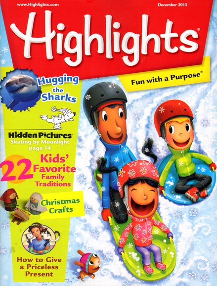 Highlights Cover - 12/1/2013