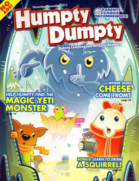 Humpty Dumpty Cover - 11/1/2013