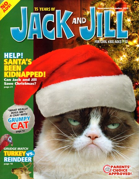 Jack And Jill Cover - 11/1/2013