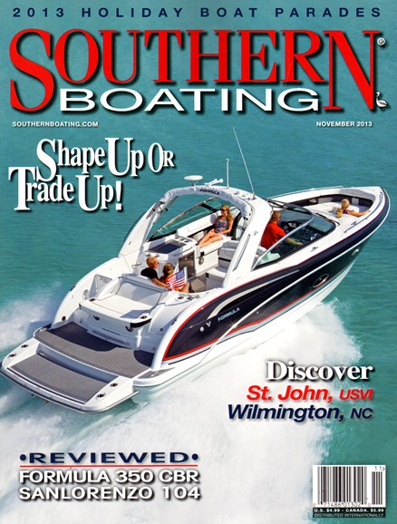 Southern Boating Cover - 11/1/2013