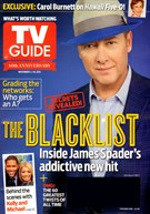 TV Guide Magazine 11/4/2013
