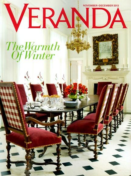 Veranda Cover - 11/1/2013
