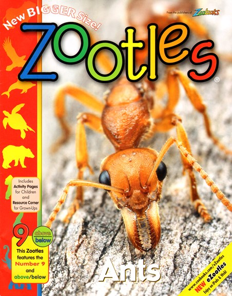 Zootles Cover - 10/1/2013