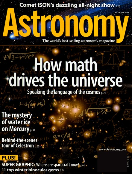 Astronomy Cover - 12/1/2013