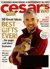 Cesar's Way Magazine | 12/1/2013 Cover