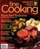 Fine Cooking Magazine 12/1/2013