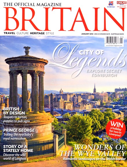 Britain Cover - 1/1/2014