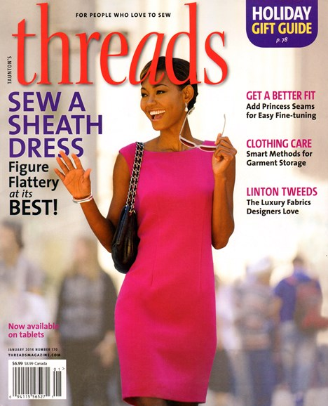 Threads Cover - 1/1/2014