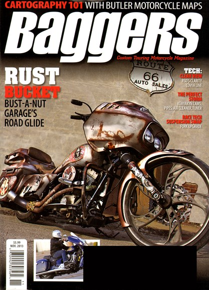 Baggers Cover - 11/1/2013