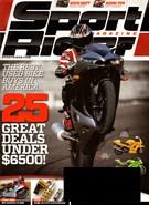 Sport Rider Magazine 10/1/2013
