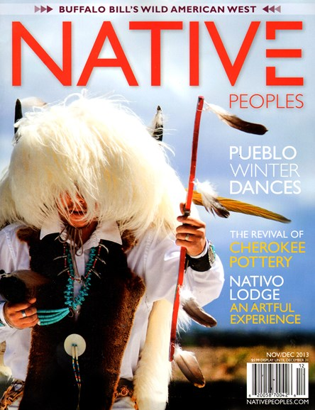 Native Peoples Cover - 11/1/2013