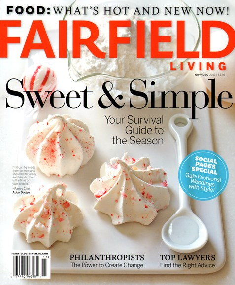 Fairfield Living Cover - 11/1/2013