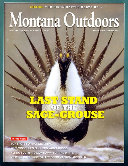 Montana Outdoors Cover - 11/1/2013