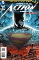Superman Action Comics 1/1/2014