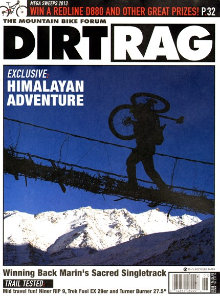 Dirt Rag Cover - 11/15/2013
