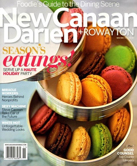 New Canaan-Darien Cover - 11/1/2013