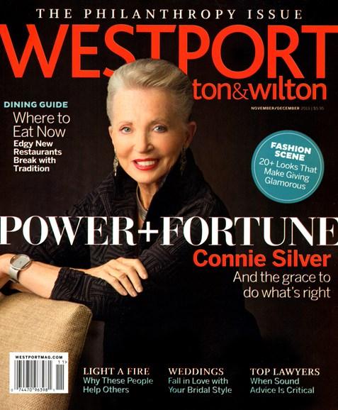 Westport Cover - 11/1/2013