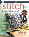 Stitch | 9/1/2013 Cover