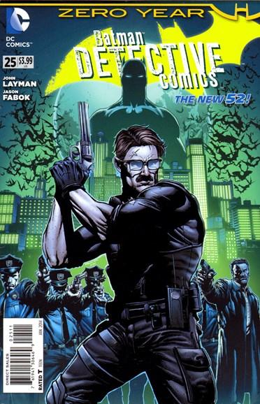 Detective Comics Cover - 1/1/2014