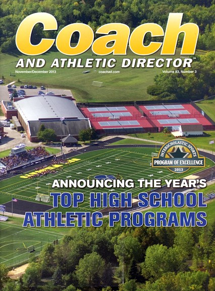 Coach & Athletic Director Cover - 11/1/2013