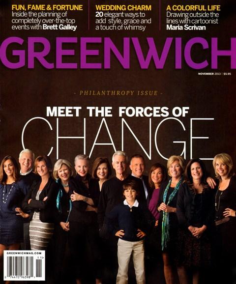 Greenwich Cover - 11/1/2013