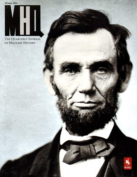 MHQ: Military History Quarterly Cover - 12/1/2013