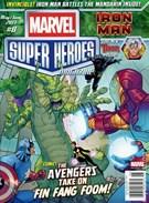 Marvel Heroes 5/1/2013