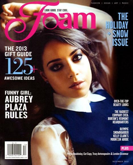 FOAM Cover - 12/1/2013