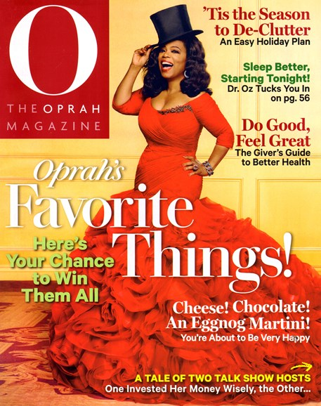 O The Oprah Cover - 12/1/2013